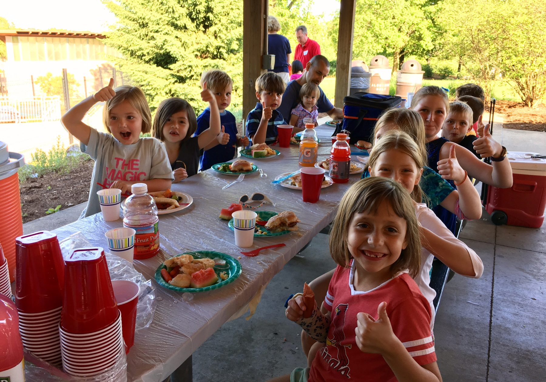 Small Christian Communities Spring Picnic | St  Justin